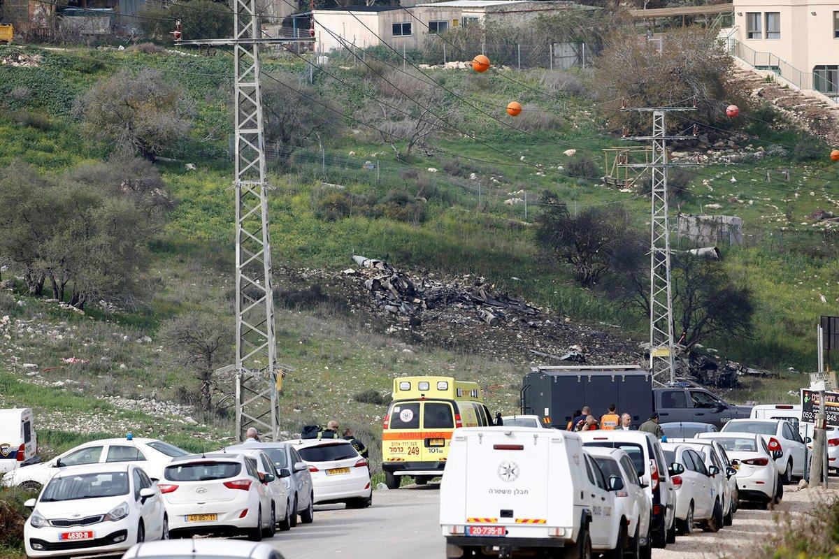 Ισραηλινό αίμα στα χέρια Ρώσων: Ρώσοι «πάτησαν το κουμπί» και κατέρριψαν το ισραηλινό F-16 -«Θέσατε σε κίνδυνο ζωές Ρώσων» απαντά η Μόσχα - Εικόνα5