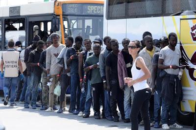 ΙΤΑΛΙΑ: Νιγηριανοί εγκληματίες συνεργάζονται με την Μαφία - Εικόνα2