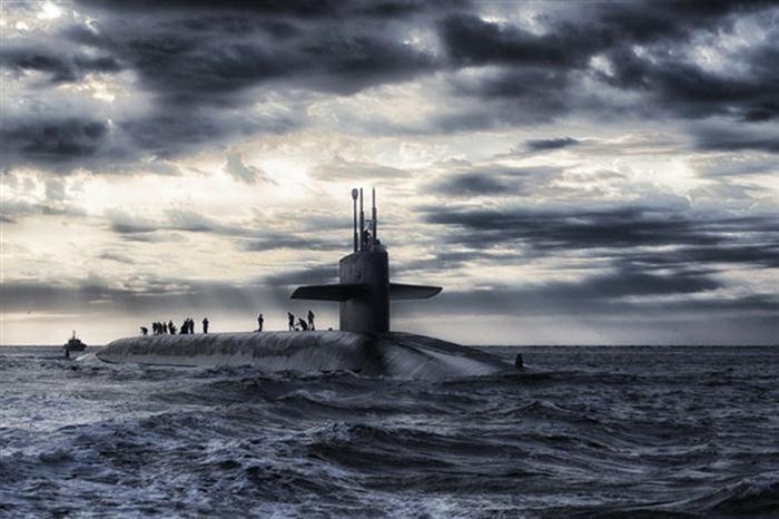 Ηχηρό μήνυμα προς ΝΑΤΟ: Το ρωσικό πυρηνοκίνητο υποβρύχιο Krasnodar ξεκίνησε εκτοξεύσεις βαλλιστικών πυραύλων στην Βαλτική - Εικόνα0