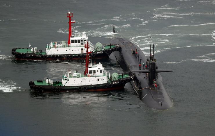 Ηχούν οι σειρήνες πολέμου στη Κίνα – Εγκαταστάθηκε το THAAD και απέπλευσε το USS Michigan – Σε θέσεις μάχης η αμερικανική αρμάδα – Προειδοποιεί πρέσβης των ΗΠΑ: «Μια πυραυλική επίθεση στην Β.Κορέα θα εξαφάνιζε τα πάντα από προσώπου γης» – Δείτε βίντεο - Εικόνα7