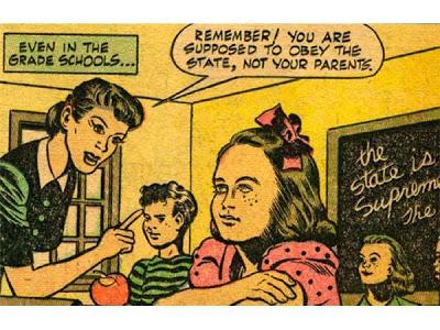 ΚΑΝΑΔΑΣ: Νόμος δίνει την δυνατότητα στο κράτος να αφαιρέσει τα παιδιά από τους γονείς που δεν πιστεύουν στην θεωρία που λέει ότι το αγόρι τους μπορεί τελικά να είναι κορίτσι και το κορίτσι τους μπορεί τελικά να είναι αγόρι... - Εικόνα3