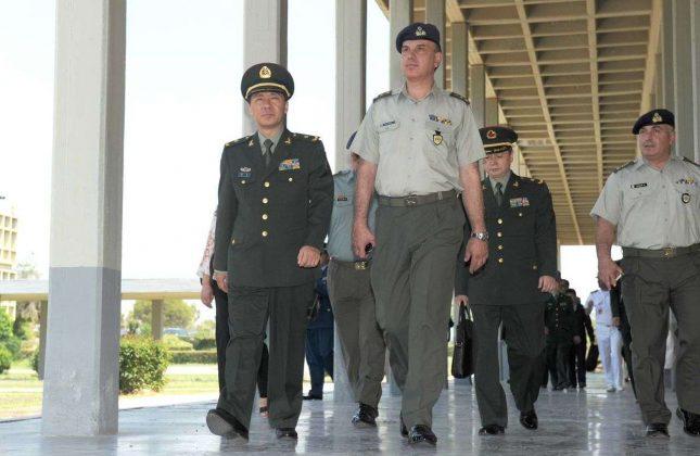 Κάτι νέο έρχεται: Δυναμώνει η στρατιωτική συνεργασία της Ελλάδος με τον «κινεζικό δράκο» που ετοιμάζει «πράγματα και θαύματα» - Εικόνα2