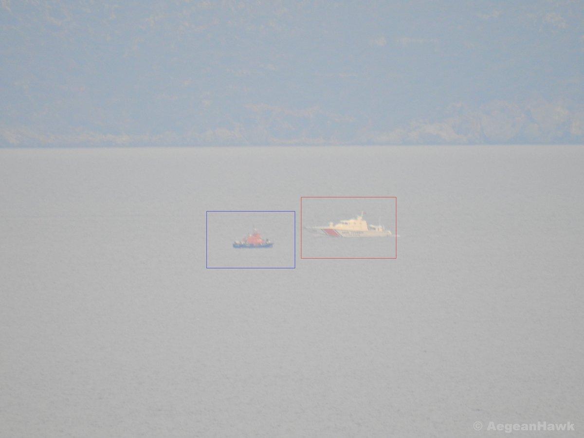 Καζάνι που »βράζει» το Αιγαίο: Ναυμαχίες ελληνικού, τουρκικού και αλβανικού πλοίου που αβαντάρει τους Τούρκους- Ένταση και στα Ίμια (βίντεο-φωτογραφίες) - Εικόνα0