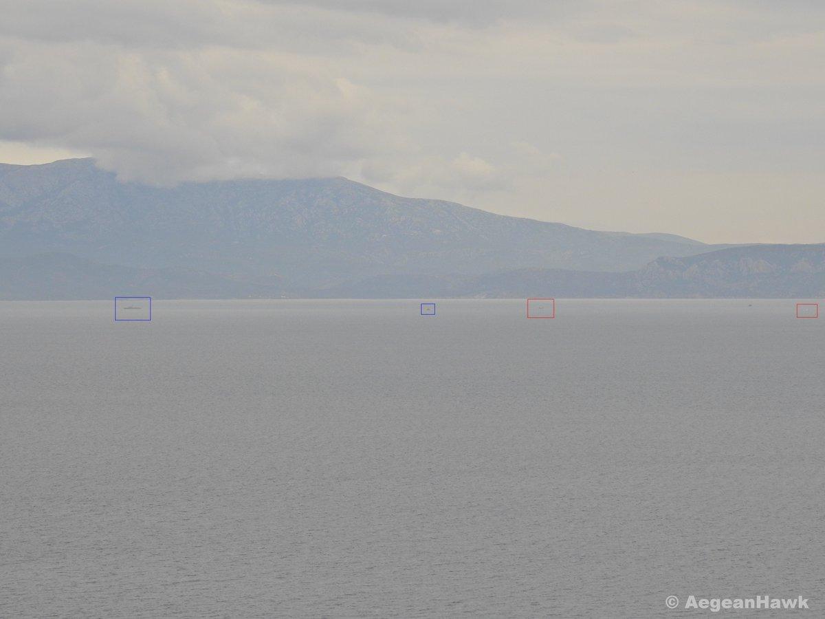 Καζάνι που »βράζει» το Αιγαίο: Ναυμαχίες ελληνικού, τουρκικού και αλβανικού πλοίου που αβαντάρει τους Τούρκους- Ένταση και στα Ίμια (βίντεο-φωτογραφίες) - Εικόνα2