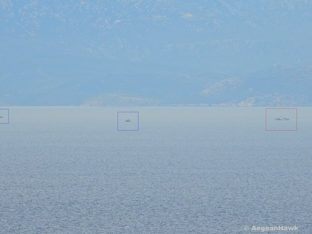 Καζάνι που »βράζει» το Αιγαίο: Ναυμαχίες ελληνικού, τουρκικού και αλβανικού πλοίου που αβαντάρει τους Τούρκους- Ένταση και στα Ίμια (βίντεο-φωτογραφίες) - Εικόνα3