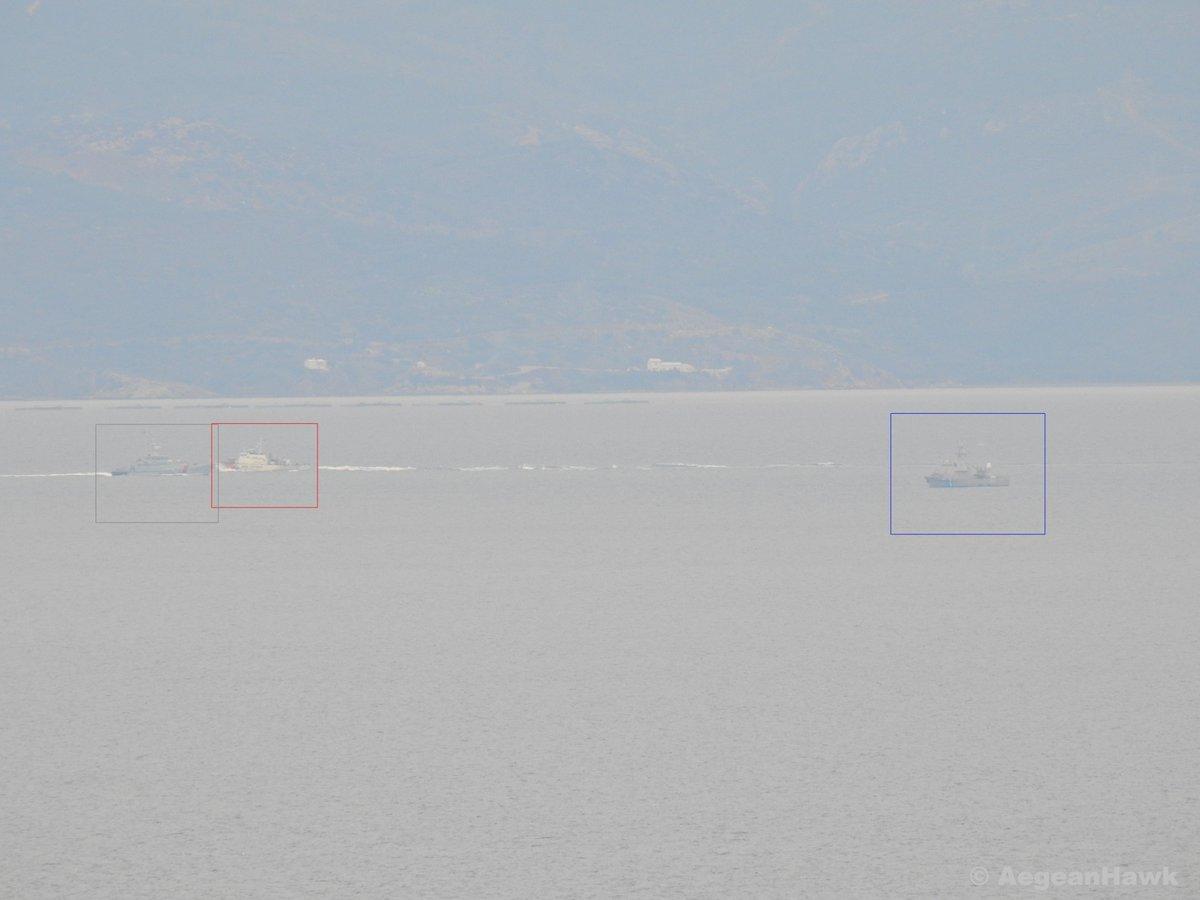 Καζάνι που »βράζει» το Αιγαίο: Ναυμαχίες ελληνικού, τουρκικού και αλβανικού πλοίου που αβαντάρει τους Τούρκους- Ένταση και στα Ίμια (βίντεο-φωτογραφίες) - Εικόνα4