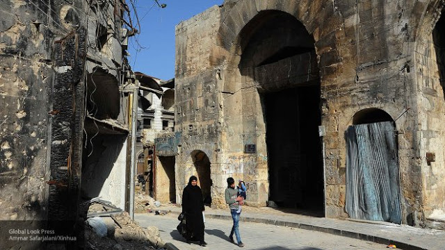 Η Κίνα προτίθεται να βοηθήσει πιο ενεργά την μεταπολεμική ανασυγκρότηση της Συρίας - Εικόνα1
