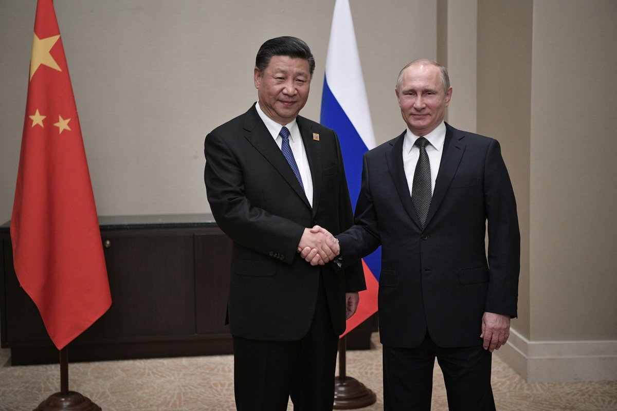 Κίνα και Ρωσία ενώνουν τις δυνάμεις τους και ετοιμάζονται για την μεγαλύτερη σύγκρουση με τις ΗΠΑ που έζησε ποτέ ο πλανήτης μας… - Εικόνα0