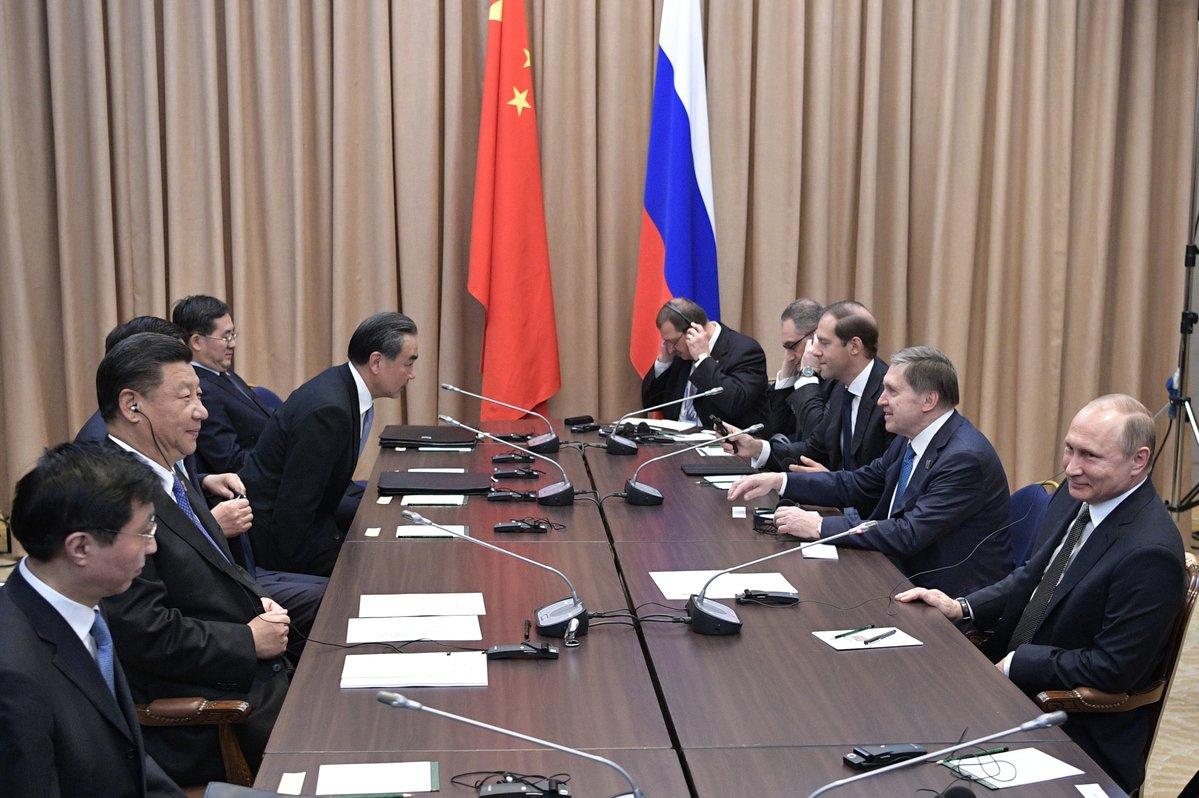 Κίνα και Ρωσία ενώνουν τις δυνάμεις τους και ετοιμάζονται για την μεγαλύτερη σύγκρουση με τις ΗΠΑ που έζησε ποτέ ο πλανήτης μας… - Εικόνα1