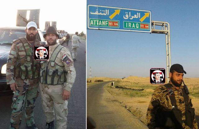 Κίνδυνος πολεμικής σύγκρουσης μεταξύ Ρωσίας και ΗΠΑ στη νότια Συρία για το πέρασμα Αλ Τανφ (φωτο+χάρτης) - Εικόνα1