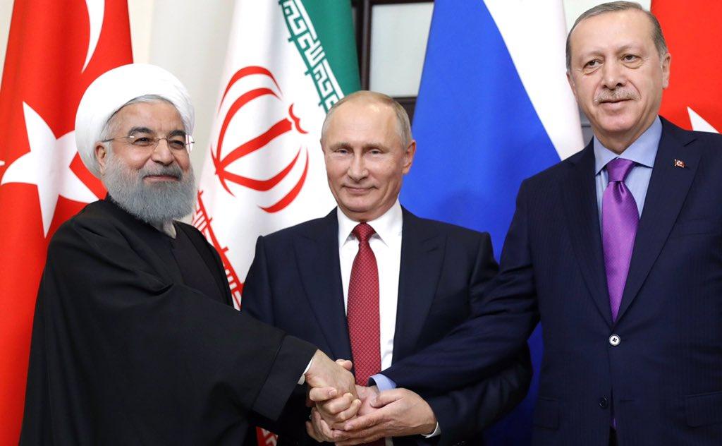 Κίνηση-ματ: Το Ιράν «έδωσε τα χέρια» και μπαίνει στην Ευρασιατική Ένωση – Ακολουθεί η Τουρκία – Ηττήθηκε η Στρατηγική «Zbigniew Brzezinski» - Εικόνα2