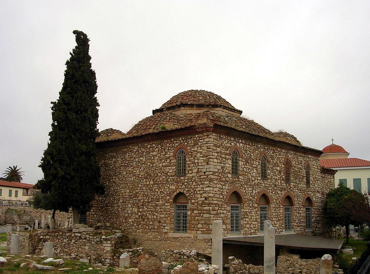 Η κυβέρνηση άνοιξε το «τζαμί του Πορθητή» στην Πλάκα – Συμβολίζει την οθωμανική κατάκτηση της Αθήνας [εικόνες] - Εικόνα0