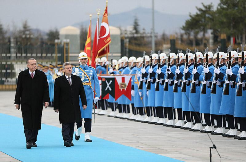 Κοινή πρόκληση Ερντογάν-Ιβάνοφ για το Σκοπιανό - Εικόνα 0