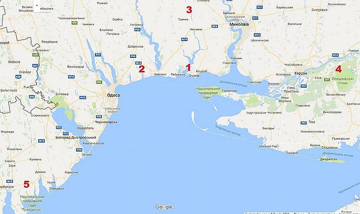 Η Κριμαία ξανά αιτία πολέμου: Πέντε βάσεις κατασκευάζουν οι ΗΠΑ στην Ουκρανία: Αμεση αναδιάταξη δυνάμεων και επίθεση διέταξε ο Β.Πούτιν! – Δείτε τον χάρτη - Εικόνα0