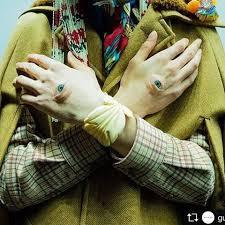Τι κρύβεται πίσω από την αλλόκοτη cyborg «επίδειξη μόδας» του οίκου Gucci; - Εικόνα6