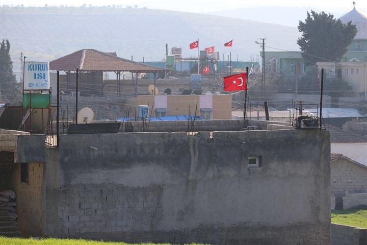 Κροταλίζουν τα αντιαεροπορικά των Κούρδων: Κατέρριψαν τουρκικό αεροσκάφος- 70 άρματα μάχης LEO-Sabra αγκιστρώθηκαν στα σύνορα με Αφρίν! - Εικόνα1