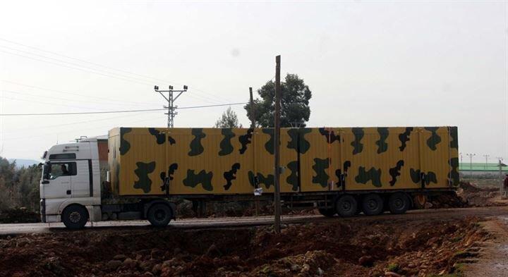 Κροταλίζουν τα αντιαεροπορικά των Κούρδων: Κατέρριψαν τουρκικό αεροσκάφος- 70 άρματα μάχης LEO-Sabra αγκιστρώθηκαν στα σύνορα με Αφρίν! - Εικόνα2