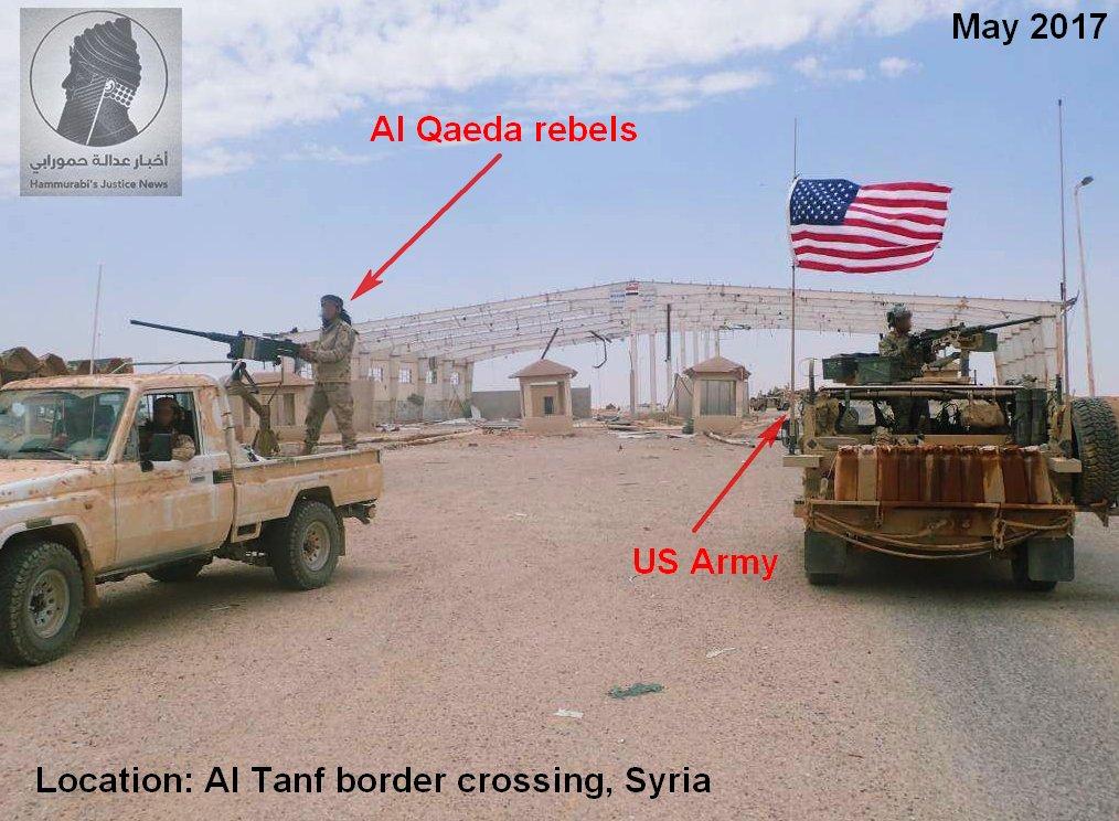 Ξεκινάει η μητέρα των μαχών για Deir Ezzor: Στη Συρία ο Ρώσος Α/ΓΕΕΘΑ – Οι ρωσικές δυνάμεις με τεράστια δύναμη πυρός σημαδεύουν τις ΝΑΤΟϊκές στη Ν.Συρία – Ρωσικό μαχητικό αναχαίτισε αμερικανικό αεροσκάφος – Δείτε βίντεο και εικόνες - Εικόνα0