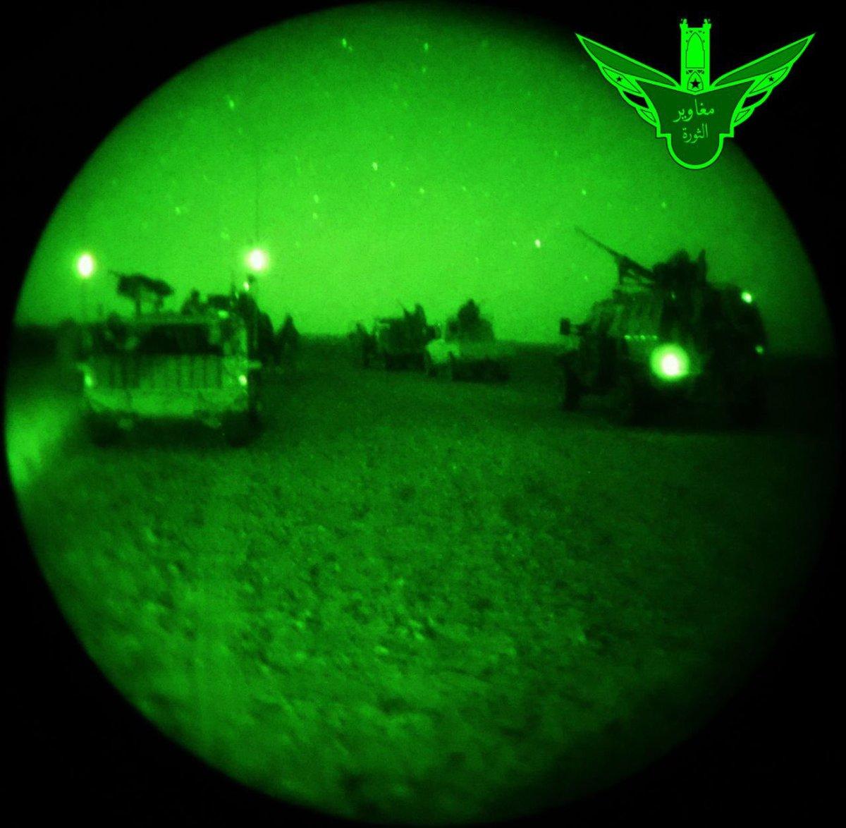 Ξεκινάει η μητέρα των μαχών για Deir Ezzor: Στη Συρία ο Ρώσος Α/ΓΕΕΘΑ – Οι ρωσικές δυνάμεις με τεράστια δύναμη πυρός σημαδεύουν τις ΝΑΤΟϊκές στη Ν.Συρία – Ρωσικό μαχητικό αναχαίτισε αμερικανικό αεροσκάφος – Δείτε βίντεο και εικόνες - Εικόνα1