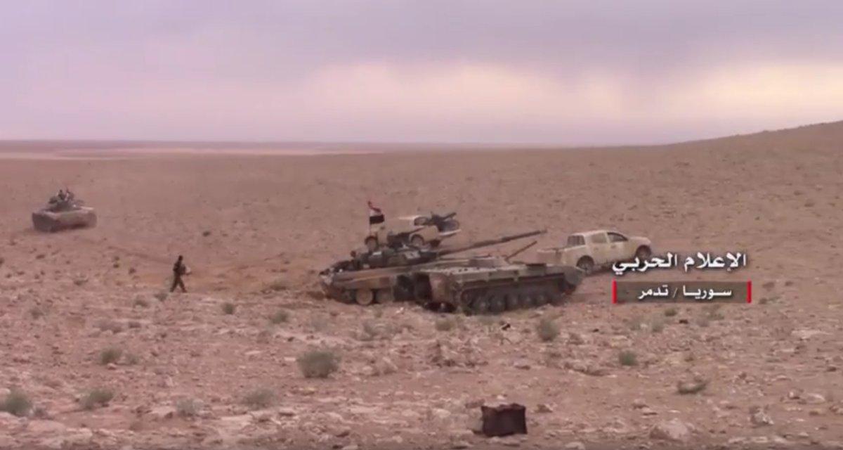 Ξεκινάει η μητέρα των μαχών για Deir Ezzor: Στη Συρία ο Ρώσος Α/ΓΕΕΘΑ – Οι ρωσικές δυνάμεις με τεράστια δύναμη πυρός σημαδεύουν τις ΝΑΤΟϊκές στη Ν.Συρία – Ρωσικό μαχητικό αναχαίτισε αμερικανικό αεροσκάφος – Δείτε βίντεο και εικόνες - Εικόνα22