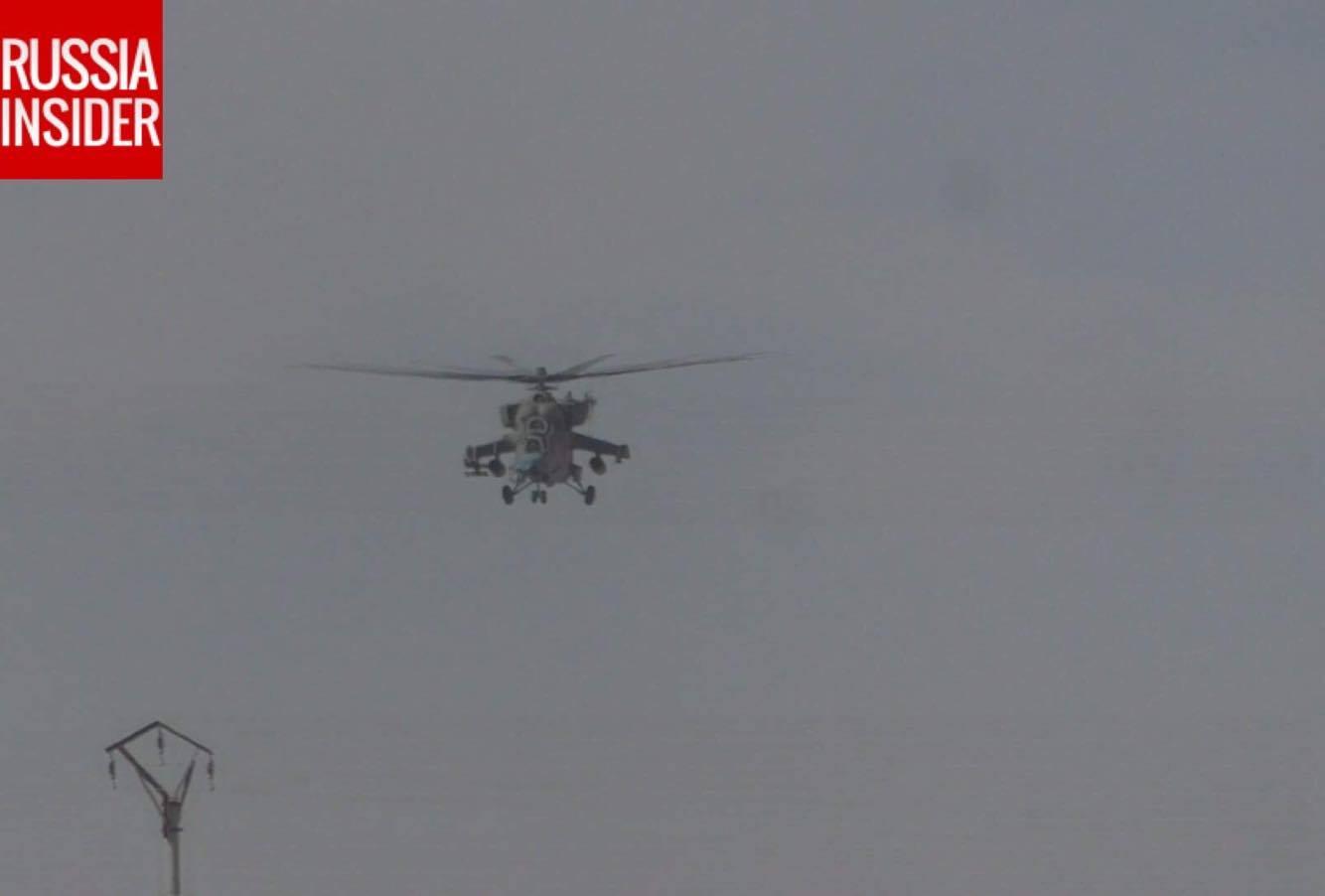 Ξεκινάει η μητέρα των μαχών για Deir Ezzor: Στη Συρία ο Ρώσος Α/ΓΕΕΘΑ – Οι ρωσικές δυνάμεις με τεράστια δύναμη πυρός σημαδεύουν τις ΝΑΤΟϊκές στη Ν.Συρία – Ρωσικό μαχητικό αναχαίτισε αμερικανικό αεροσκάφος – Δείτε βίντεο και εικόνες - Εικόνα4