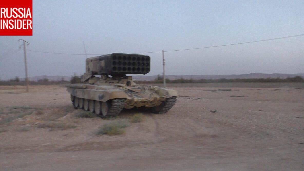 Ξεκινάει η μητέρα των μαχών για Deir Ezzor: Στη Συρία ο Ρώσος Α/ΓΕΕΘΑ – Οι ρωσικές δυνάμεις με τεράστια δύναμη πυρός σημαδεύουν τις ΝΑΤΟϊκές στη Ν.Συρία – Ρωσικό μαχητικό αναχαίτισε αμερικανικό αεροσκάφος – Δείτε βίντεο και εικόνες - Εικόνα6