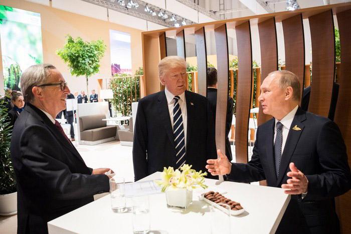 Ξεκίνησε η κρίσιμη συνάντηση Τραμπ-Πούτιν - Εικόνα 0