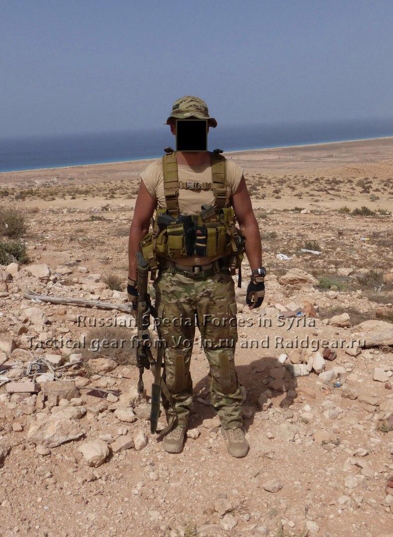 Λαβίδα θανάτου στη Ν.Συρία: Αυτοί είναι οι Ρώσοι Spetsnaz που περικύκλωσαν τους Αμερικανούς! (φωτογραφίες) - Εικόνα1