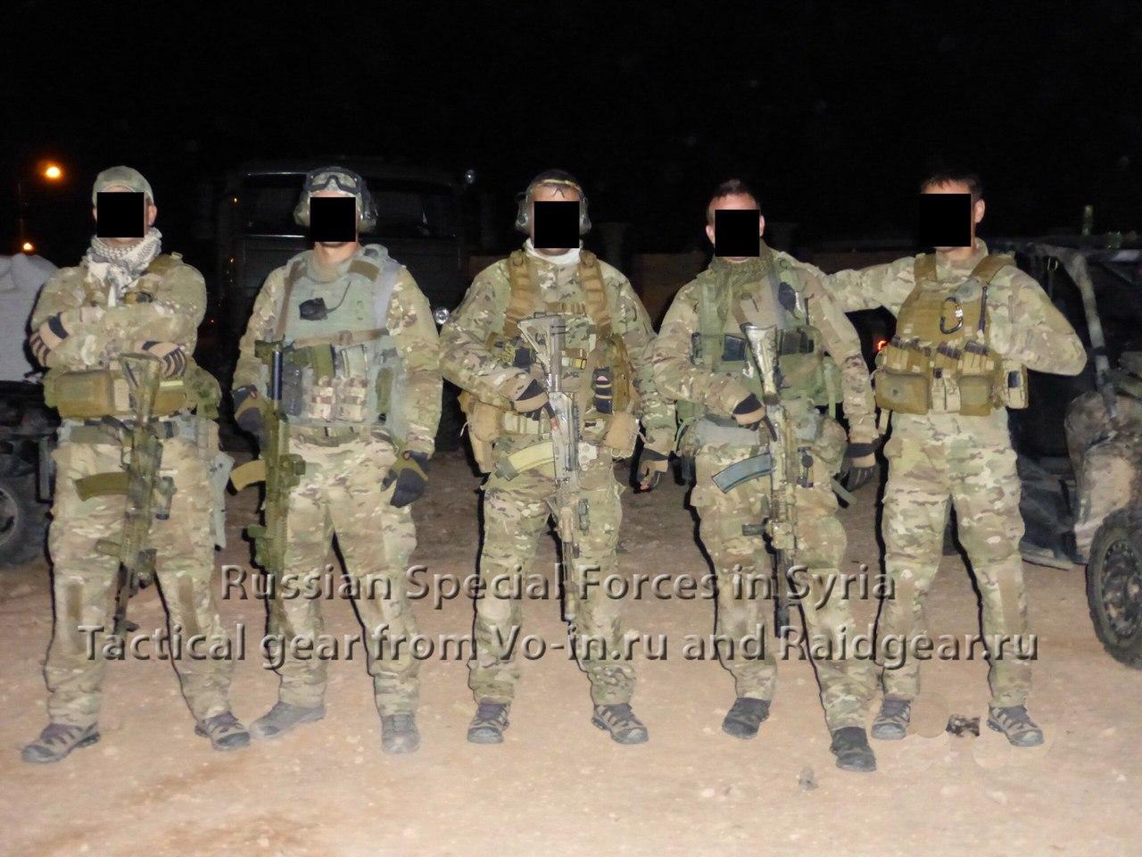 Λαβίδα θανάτου στη Ν.Συρία: Αυτοί είναι οι Ρώσοι Spetsnaz που περικύκλωσαν τους Αμερικανούς! (φωτογραφίες) - Εικόνα11