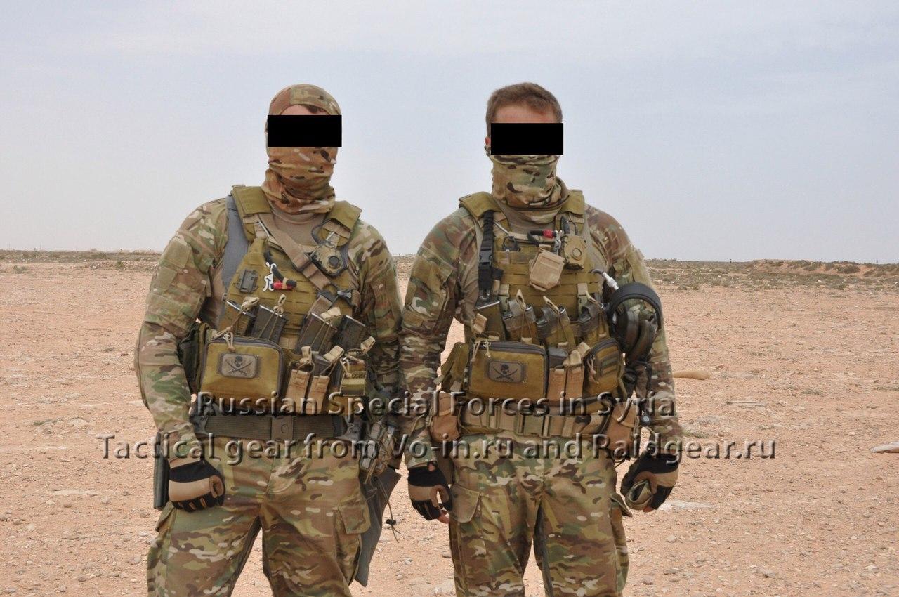 Λαβίδα θανάτου στη Ν.Συρία: Αυτοί είναι οι Ρώσοι Spetsnaz που περικύκλωσαν τους Αμερικανούς! (φωτογραφίες) - Εικόνα5