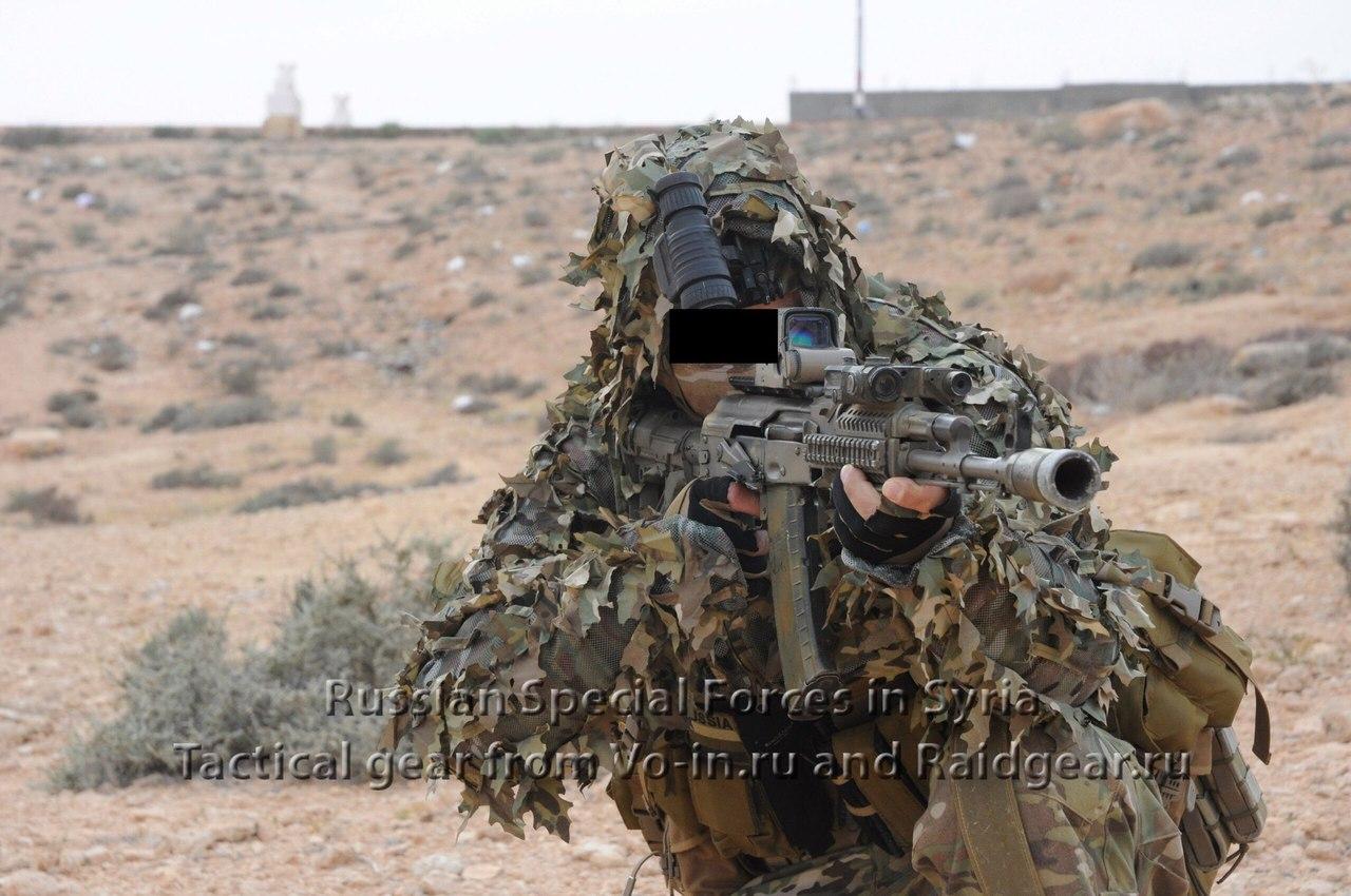 Λαβίδα θανάτου στη Ν.Συρία: Αυτοί είναι οι Ρώσοι Spetsnaz που περικύκλωσαν τους Αμερικανούς! (φωτογραφίες) - Εικόνα7