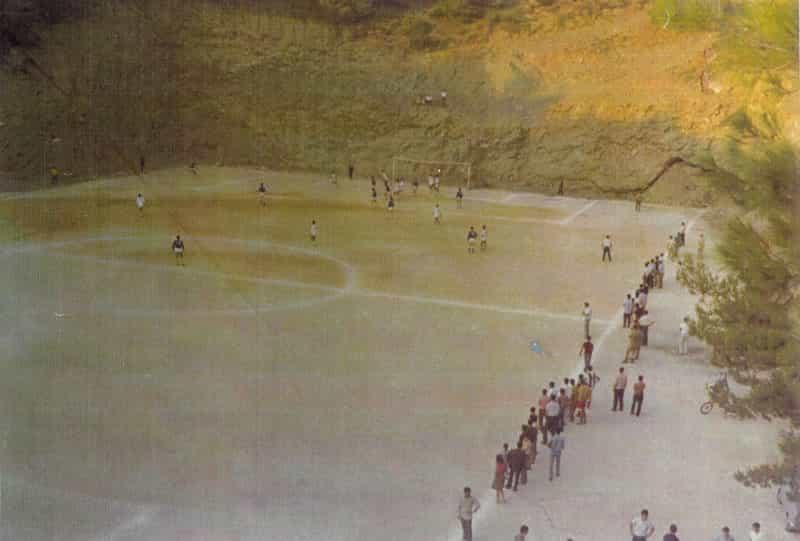 Λίμνη Πεντέλης: Ένα Ακόμα Μυστικό που Κυριολεκτικά Έθαψε η Σύγχρονη Ιστορία!!! - Εικόνα2