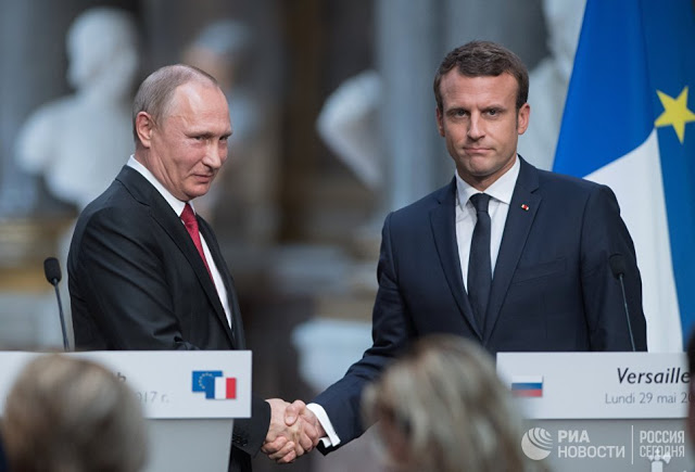 Ο Macron, ο Trump και ο Πούτιν - Εικόνα1