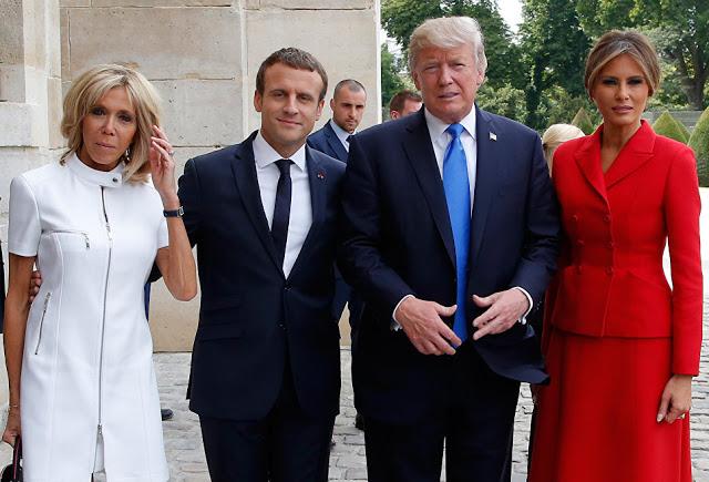 Ο Macron, ο Trump και ο Πούτιν - Εικόνα2