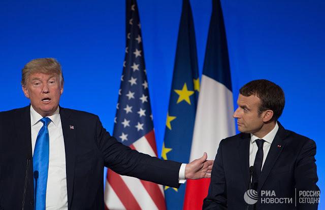 Ο Macron, ο Trump και ο Πούτιν - Εικόνα3