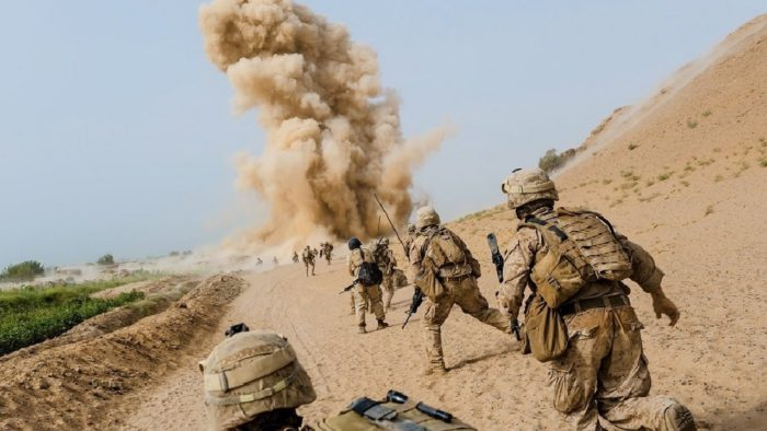 Μακελειό για αμερικανική δύναμη στο Αφγανιστάν:Επεσαν σε ενέδρα και τους εκτέλεσαν εν ψυχρώ (Βίντεο) - Εικόνα1