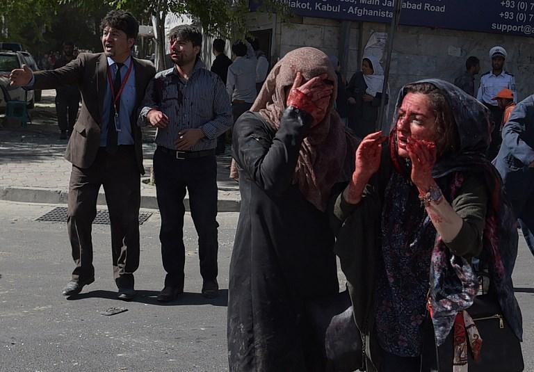 Μακελειό στην Καμπούλ: 80 νεκροί και 350 τραυματίες από έκρηξη παγιδευμένου οχήματος - Εικόνα 1