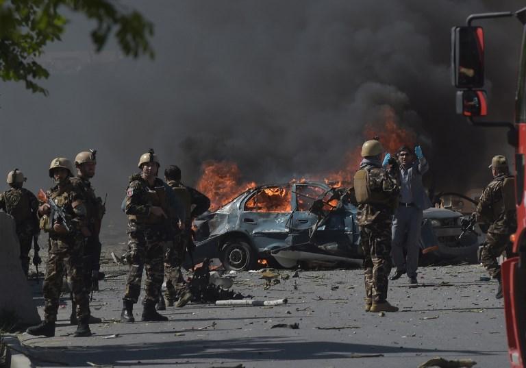 Μακελειό στην Καμπούλ: 80 νεκροί και 350 τραυματίες από έκρηξη παγιδευμένου οχήματος - Εικόνα 3