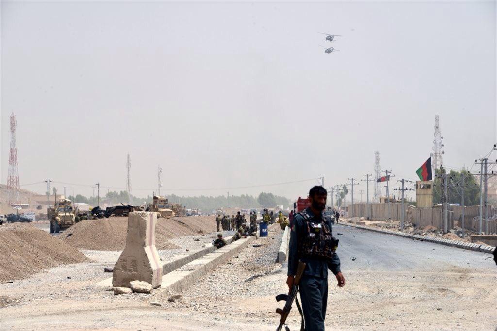 Μακελειό σε στρατιωτική φάλαγγα του ΝΑΤΟ: Τους ανατίναξαν οι Ταλιμπάν – Τουλάχιστον 16 ΝΑΤΟϊκοί νεκροί – ΗΠΑ: «Η Ρωσία τους εξοπλίζει» (βίντεο) - Εικόνα3