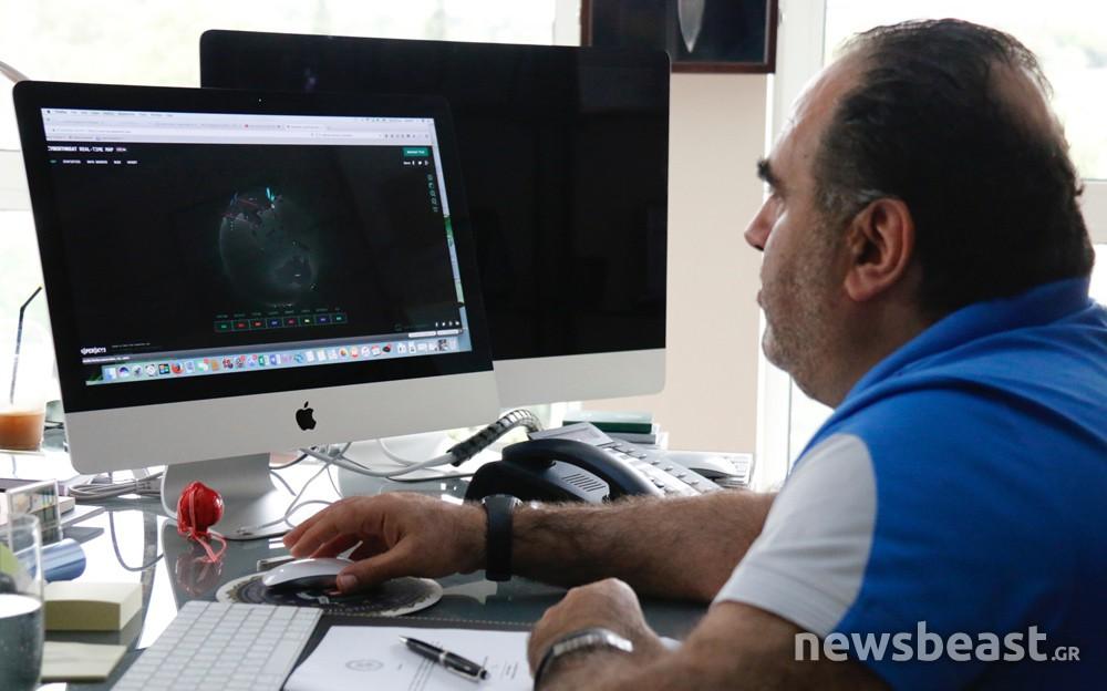 Μανώλης Σφακιανάκης: Οι πόλεμοι πλέον θα γίνονται μέσα από το διαδίκτυο - Εικόνα2