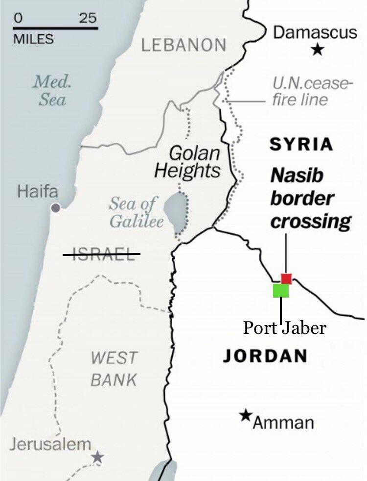 Μάχες σώμα με σώμα Χεζμπολάχ και Ισραηλινών στο Γκολάν – Ισραηλινά ασθενοφόρα παρέλαβαν τραυματίες – Φλέγονται τα σύνορα Συρίας-Ιορδανίας (βίντεο) - Εικόνα1