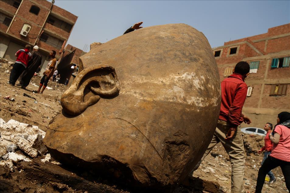 Μεγάλη ανακάλυψη: Στο «φως» κολοσσιαίο άγαλμα του Φαραώ Ραμσή Β' του Μέγα - Εικόνα 18