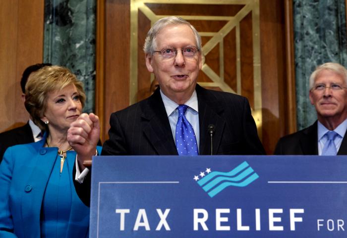 Μεγάλη νίκη του Τραμπ -Πέρασε η φορολογική μεταρρύθμιση - Εικόνα1