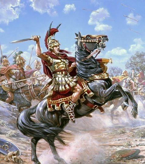 Μέγας Αλέξανδρος: Η μάχη του ποταμού Υδάσπη (326 π.Χ.) - Εικόνα 11