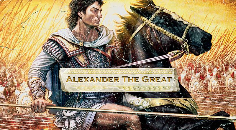 Μέγας Αλέξανδρος: Η μάχη του ποταμού Υδάσπη (326 π.Χ.) - Εικόνα 12
