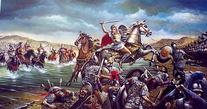 Μέγας Αλέξανδρος: Η μάχη του ποταμού Υδάσπη (326 π.Χ.) - Εικόνα 13