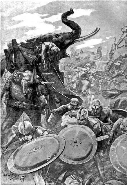 Μέγας Αλέξανδρος: Η μάχη του ποταμού Υδάσπη (326 π.Χ.) - Εικόνα 3