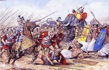 Μέγας Αλέξανδρος: Η μάχη του ποταμού Υδάσπη (326 π.Χ.) - Εικόνα 4