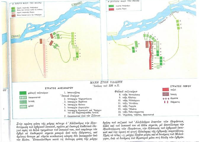 Μέγας Αλέξανδρος: Η μάχη του ποταμού Υδάσπη (326 π.Χ.) - Εικόνα 6