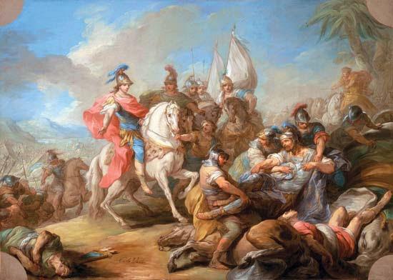 Μέγας Αλέξανδρος: Η μάχη του ποταμού Υδάσπη (326 π.Χ.) - Εικόνα 8